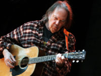 Neil Young, il padrino del grunge