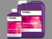 Terra Grow e Terra Bloom Basic Nutrient