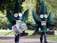 Million Marijuana March 2012