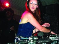 Dj Storm, first lady of drum and bass