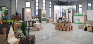 stand filiera canapa industriale