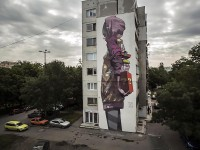 I graffiti surreali di Etam Cru