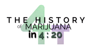 La storia della marijuana in 4 minuti e 20 secondi – (video)