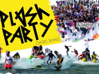 Splash Party @ Alleghe, Italia