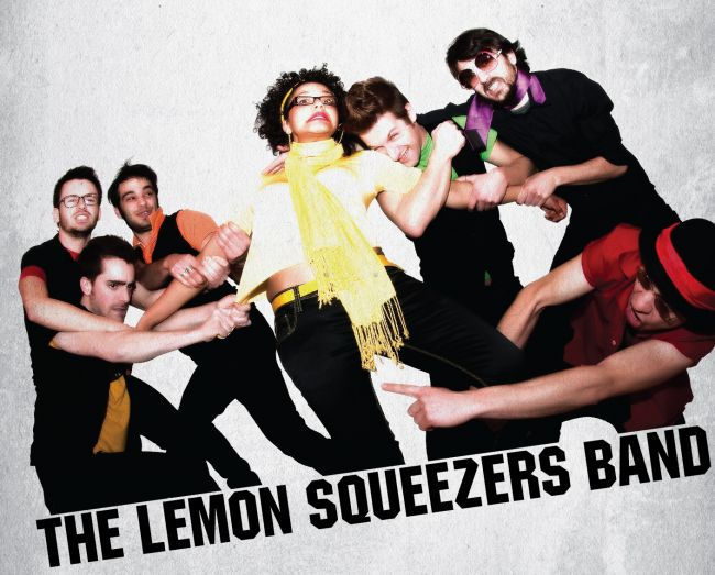 Lemon squeezers band