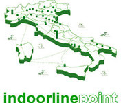 Nuovo shop Indoorlinepoint a Bergamo