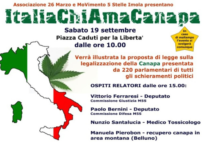 Il movimento 5 stelle organizza un evento per la for Parlamentari in italia