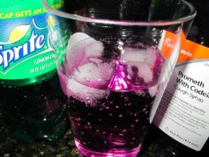 purple drunk