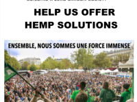 World Hemp Quarter a Parigi: la canapa per cambiare il sistema