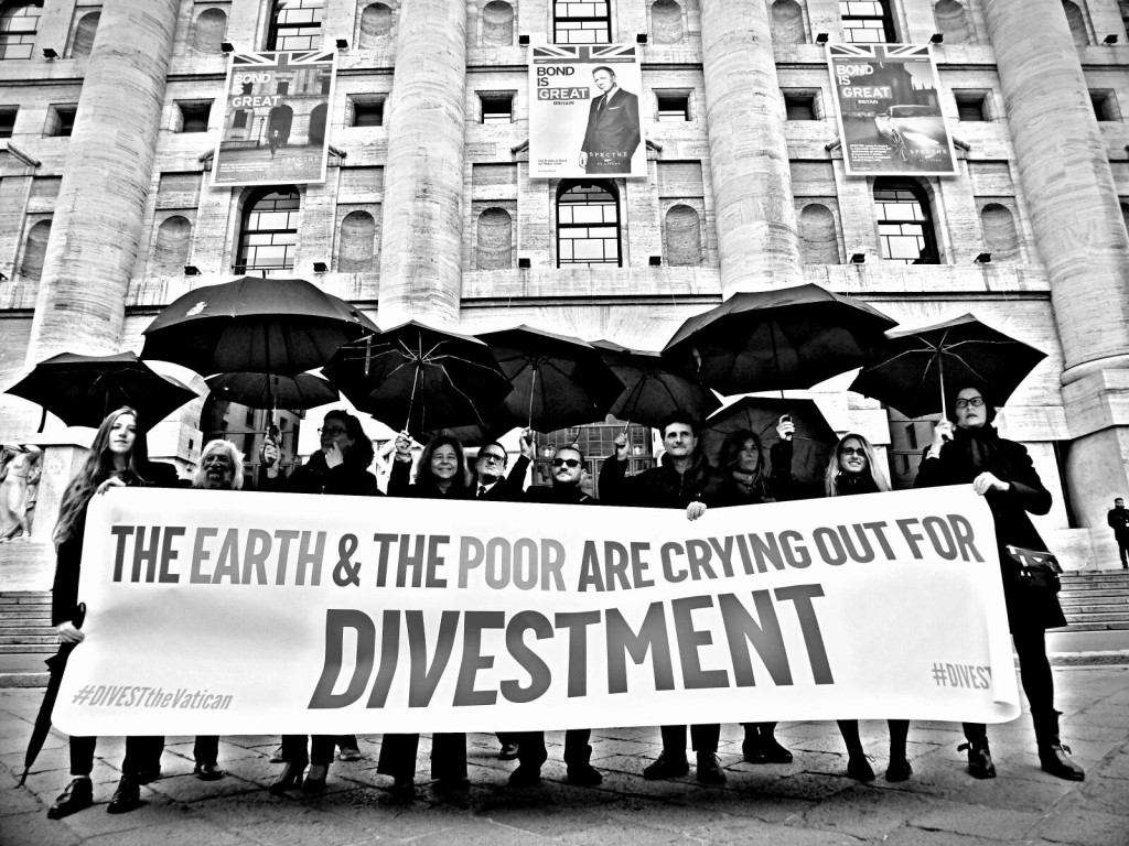fossil divestment