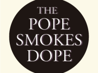 """The Pope Smokes Dope"" – Dischi & cover cannabiche in mostra a Barcellona"