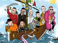 Muso 4.20 ridisegna in stile cartoon supereroi, rapper e politici