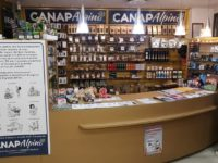 A Feltre arriva Canapalpino: storico growshop bellunese