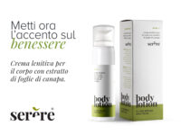 Serere Body Lotion, cosmeceutica a base di cannabinoidi